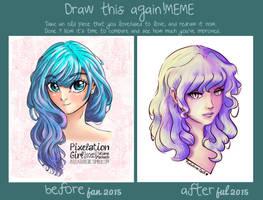 Draw This Again Manga by PixelationGirl