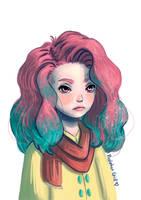 Raincoat by PixelationGirl