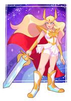 She-ra by PixelationGirl
