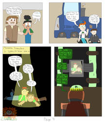 J+R- Sci Fi Silliness Page 4 by ZAMNPlayerD