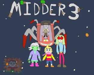 Midder 3 (Happy Birthday 2018!) by ZAMNPlayerD