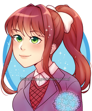 Just Monika by AquaJet