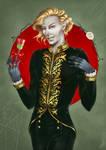 Green fairy by ladysilvana