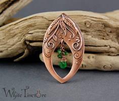 Copper Garden II by WhiteTincture