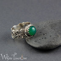 Forest Ring by WhiteTincture