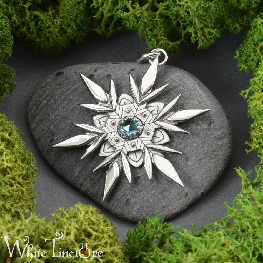 Snowflake III by WhiteTincture