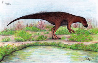 Burianosaurus by Dennonyx
