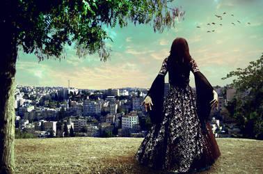 Amman magician by YASERGRAFIX