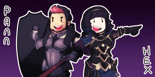 Fates Hype Icons by Mister-Pancake
