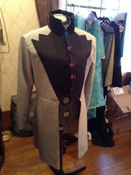 WIP Prince Hans Costume by Littlestplushoppe