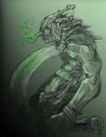 Goblin prince by BigBoyBoon