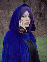 Raven cosplay by HeartRateRed