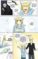 Adventure Time: Chap 1 - Page 6 by Katkat-Tan