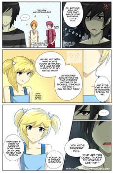 Adventure Time: Chap 1 - Page 13 by Katkat-Tan