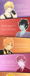 If AT was a dating game (REMADE) by Katkat-Tan