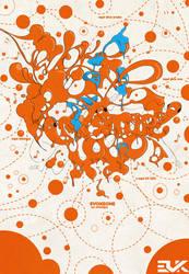 orange dots by vezeta