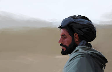Pashtun by the-araon