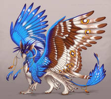Grypho Cypris by BronzeHalo