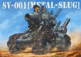 SV-001 [Metal-slug] by leoman753