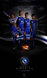ALHILAL F.C by Mashary