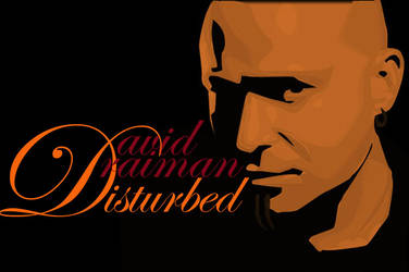 David Draiman by superweird-chyoma