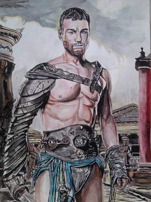 Spartacus by mchofmann