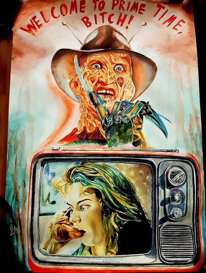 Freddy by mchofmann
