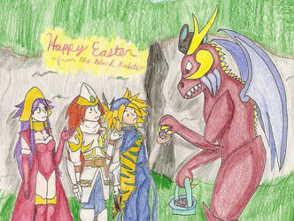 SDclub Contest Entry: Easter by No-Salt