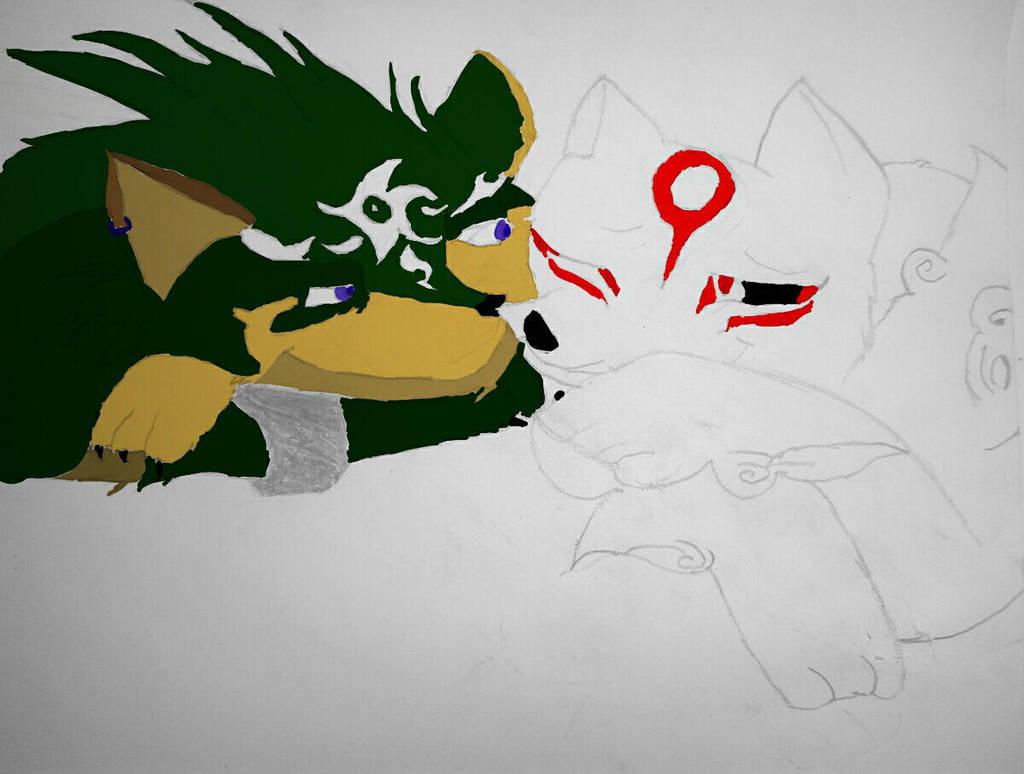 Wolf Link by Pyro-WoIf on DeviantArt