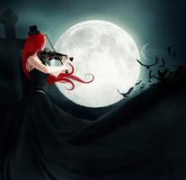 Midnight Sonata by Pri-Santos
