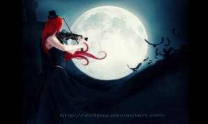 Midnight Sonata Wallpaper by Pri-Santos