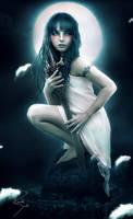 Fallen Angel by eclipsy