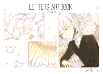 Letters Artbook : Preview by Dayrili