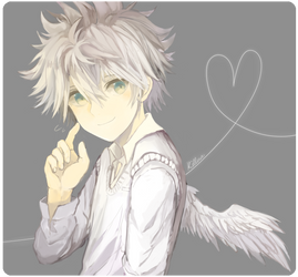 My Angel by Dayrili