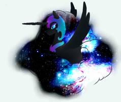 -:+:-Nightmare Moon-:+:- by MissKvitulven