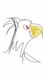 white eagle by ravygames