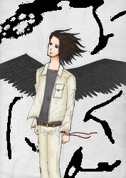 Collab:Dark Angel by TheTracker
