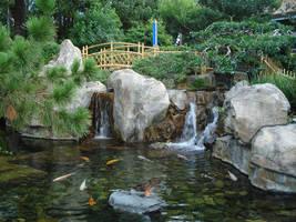 Japanese Zen Garden by Monkpengossum