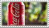 coca cola by skystamps