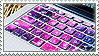 galaxy keyboard by skystamps