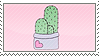 cactus by skystamps