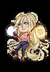 Pagedoll | Aneko by NiingyooART