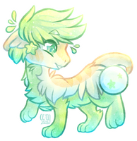 [c] BRIGHT COLORS ALL THE WAY BABY by noewhit