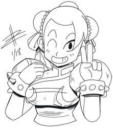 Doodle Sketch 289 by NiNoZaP0