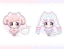 Set Price Fluffian Adopts - OPEN [1/2] by Owbun