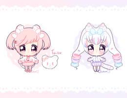 Set Price Fluffian Adopts - OPEN [2/2] by Owbun