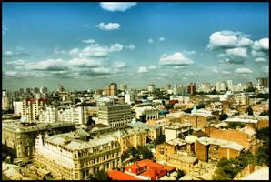 Rostov-on-Don by kraftzarco