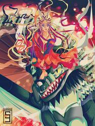 Dragon Princess by Sardae