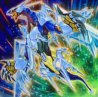 Crystal Wing Synchro Dragon by ParryDox