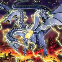 Thunder King, the Lightningstrike Kaiju by ParryDox